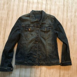 Kut from the cloth denim jacket